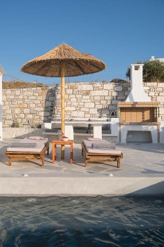 paros villas for rent